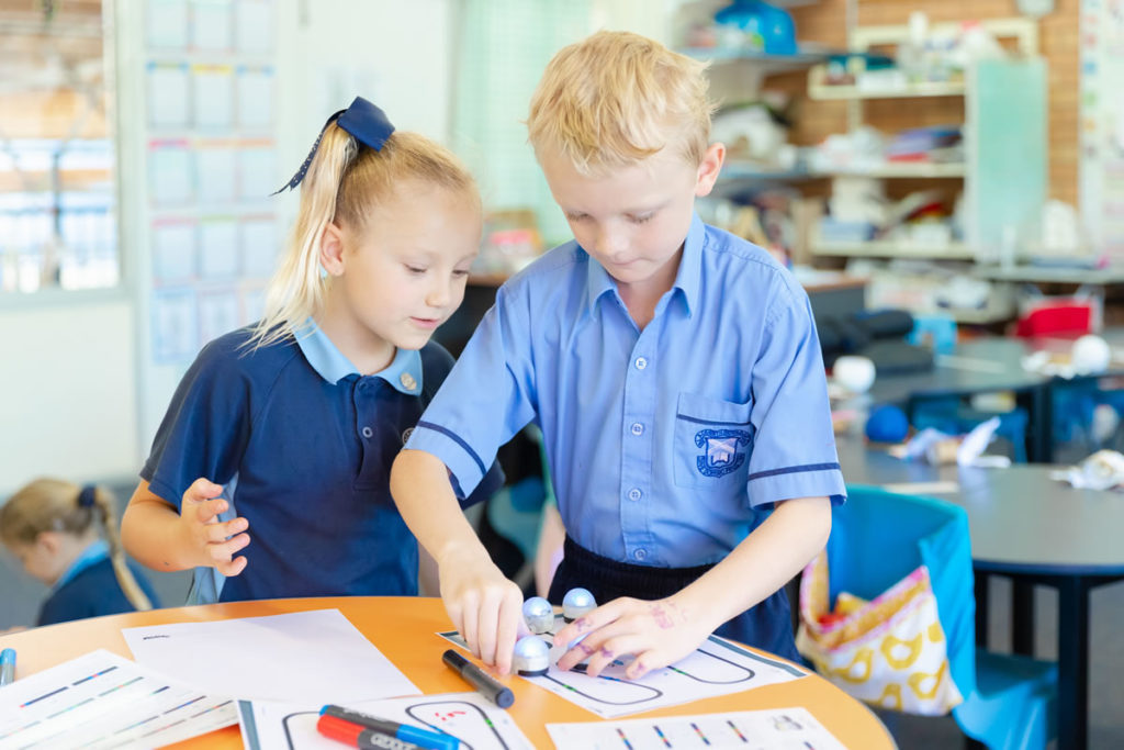 Pre-Prep to Year 6